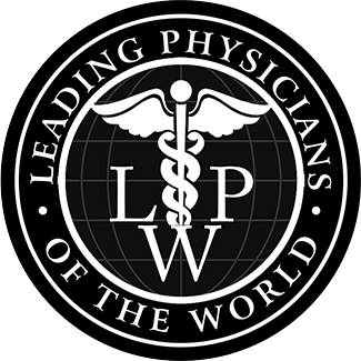 Top Dentist Leading Physician Logo